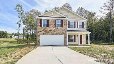 Nash County Single Family Home For Sale: 4548 Chippenham Road