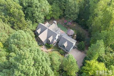 Chapel Hill Single Family Home For Sale: 603 Booth Road