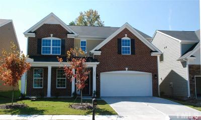 Durham Rental For Rent: 206 Glenview Lane