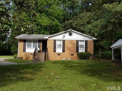 Lee County Single Family Home For Sale: 605 Magnolia Street