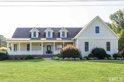 Louisburg Single Family Home For Sale: 694 Baldy Murphy Road