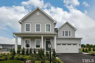 Apex Single Family Home For Sale: 3752 Jordan Shires Drive