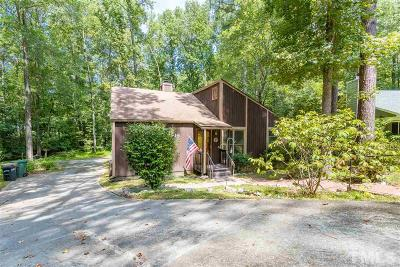 Cary Single Family Home For Sale: 1219 Selwyn Lane