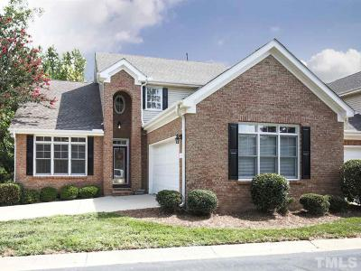 Raleigh Townhouse For Sale: 4846 Ludwell Branch Court