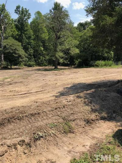 Harnett County Residential Lots & Land For Sale: 3791 McNeill Hobbs Road