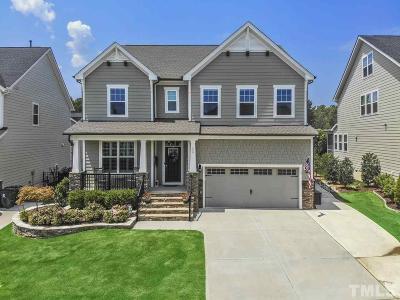 Holly Springs Single Family Home For Sale: 129 Edgegrove Lane