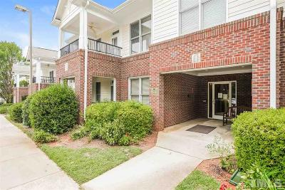 Holly Springs Condo For Sale: 105 Fountain Ridge Place