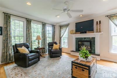 Johnston County Single Family Home For Sale: 200 Magnolia Circle