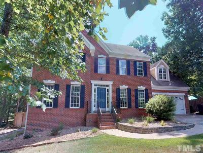 Wake Forest Single Family Home For Sale: 6640 Austin Creek Drive