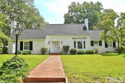Fuquay Varina Single Family Home Pending: 130 N Ennis Street