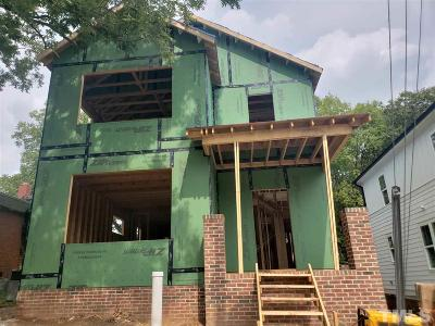 Wake County Single Family Home For Sale: 16 Hill Street
