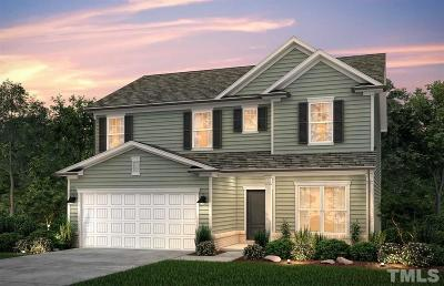 Durham Single Family Home Pending: 1213 Bluewater Way #LS Lot 4