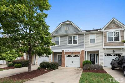Morrisville Townhouse For Sale: 2224 Mayo Forest Lane