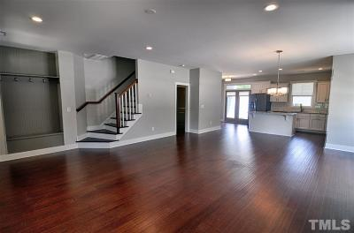 Chatham County Rental For Rent: 858 Thompson Court #B