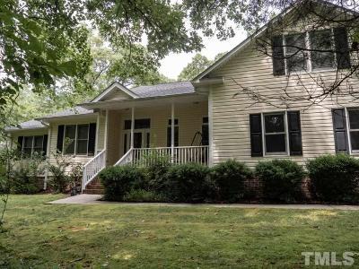 Lee County Single Family Home For Sale: 309 Doe Run Drive