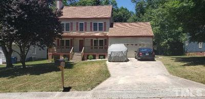 Durham Single Family Home For Sale: 907 Clifford Drive