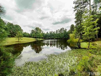 Orange County Residential Lots & Land Contingent: 7324 Delberts Pond Road