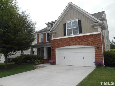 Cary Single Family Home For Sale: 414 Euphoria Circle