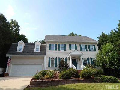 Cary Single Family Home For Sale: 217 Parkgate Drive