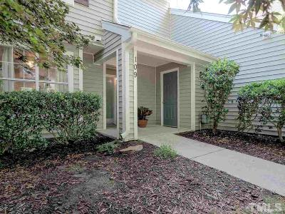 Chapel Hill Townhouse Contingent: 109 Sir Richard Lane