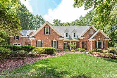 Raleigh Single Family Home For Sale: 1512 Briarwood Place