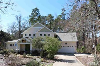 Pittsboro Single Family Home For Sale: 35 Bingham Ridge Drive