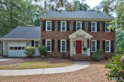 Durham Single Family Home For Sale: 4609 Rollingwood Drive