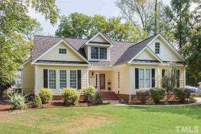 Garner Single Family Home For Sale: 630 Kimloch Drive