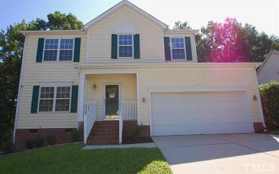 Wake County Single Family Home For Sale: 8208 Gresham Trace Lane