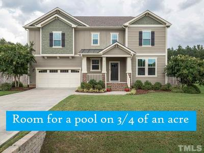 Wake Forest Single Family Home For Sale: 14220 Careme Court