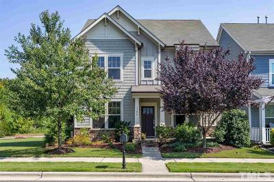 Single Family Home For Sale: 1186 Marker Drive