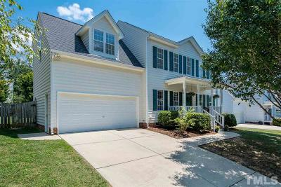 Apex Single Family Home Contingent: 303 Kelly West Drive