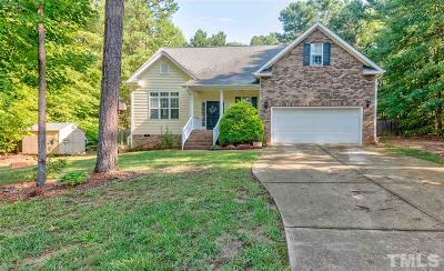 Wake Forest Single Family Home For Sale: 3693 Lalla Court