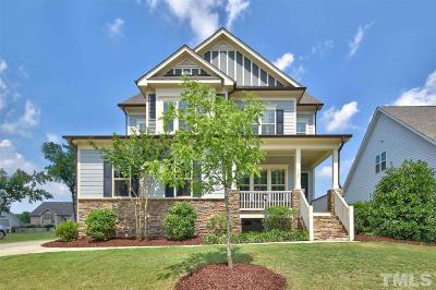 Heritage Single Family Home For Sale: 1124 Ambrose Drive