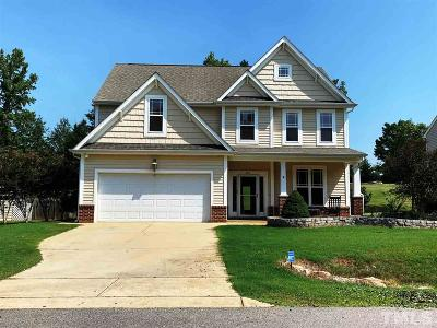 Johnston County Rental For Rent: 361 Collinsworth Drive