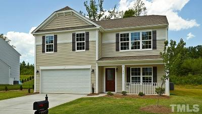 Clayton Single Family Home For Sale: 222 E Painted Way