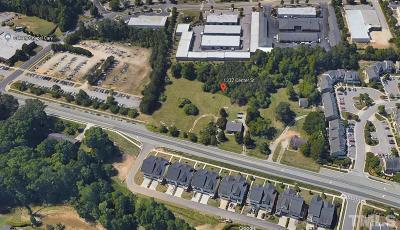 Residential Lots & Land Pending: 1320-1400 Center Street