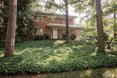 Durham Single Family Home For Sale: 1118 Woodburn Road