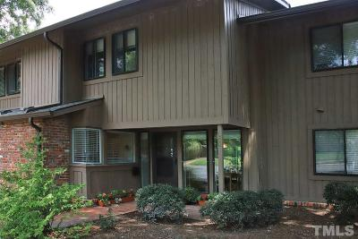 Chapel Hill Condo Contingent: 1502 Oak Tree Drive