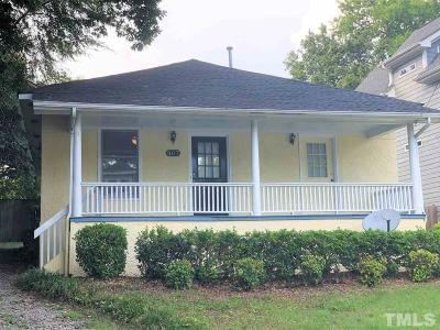 Wake County Single Family Home For Sale: 507 Pace Street