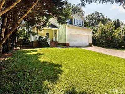 Raleigh Single Family Home For Sale: 1117 Stoneferry Lane