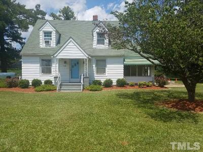 Johnston County Rental For Rent: 6029 Nc 42 Highway