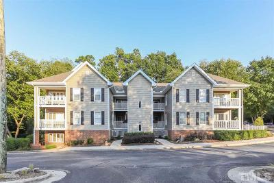 Cary Townhouse For Sale: 913 Springfork Drive