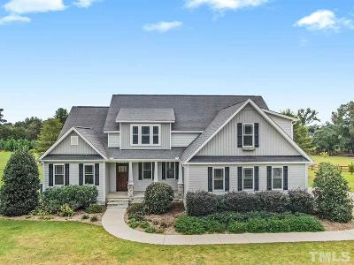 Harnett County Single Family Home For Sale: 209 Regal Crest Drive