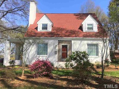 Durham Rental For Rent: 1422 N Gregson Street