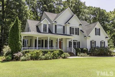 Apex Single Family Home For Sale: 4008 Gatewood Falls Court