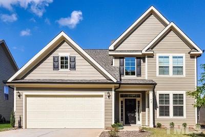 Johnston County Rental For Rent: 42 Pearsall Farm Lane