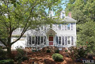 Wake County Single Family Home Contingent: 6729 Eastbrook Drive