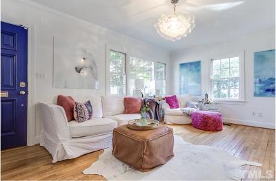 Wake County Single Family Home For Sale: 2929 Wade Avenue