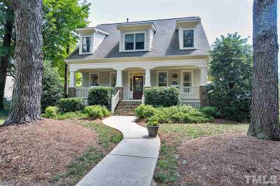 Raleigh Single Family Home Contingent: 753 Powell Drive